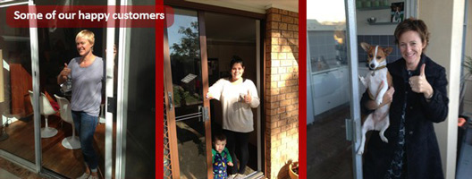 Blacktown sliding door repairs sydney legends
