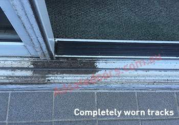 Sliding Door Track Repair Sydney