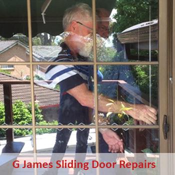 g james sliding door repairs sydney
