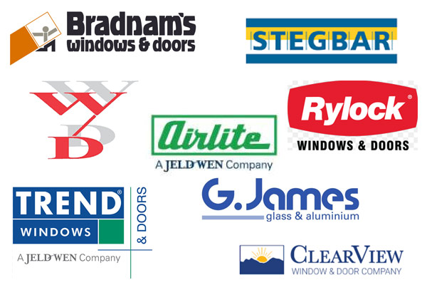 common sliding door brands sydney australian