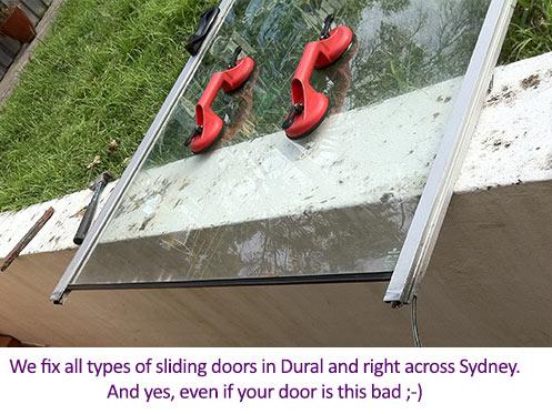 dural sliding door repairs sydney