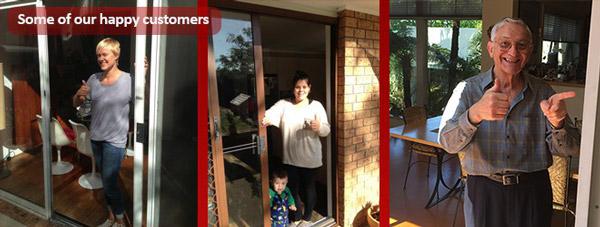 smithfield sliding door repairs