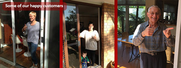 windsor sliding door repairs sydney